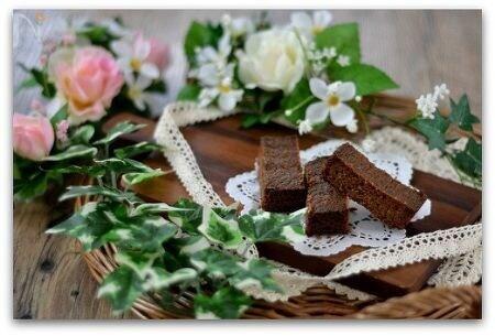 ミント香るビターなチョコスティックバー