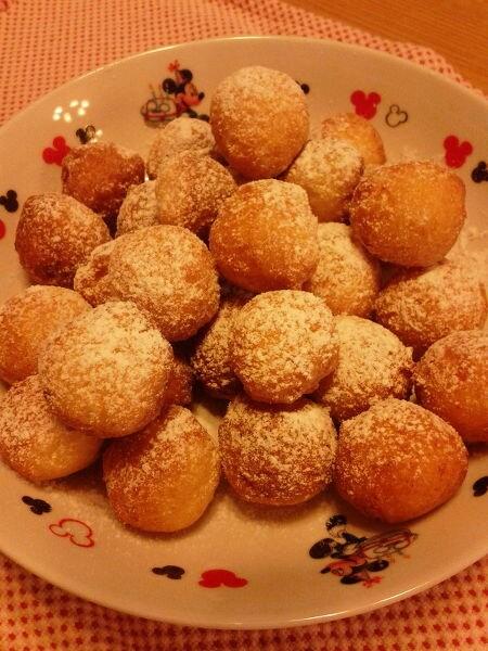 簡単ヘルシー絶品ドーナッツ