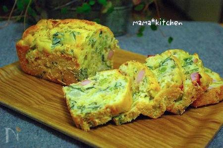 春色ケイク・サレ(塩味のお食事Cake)