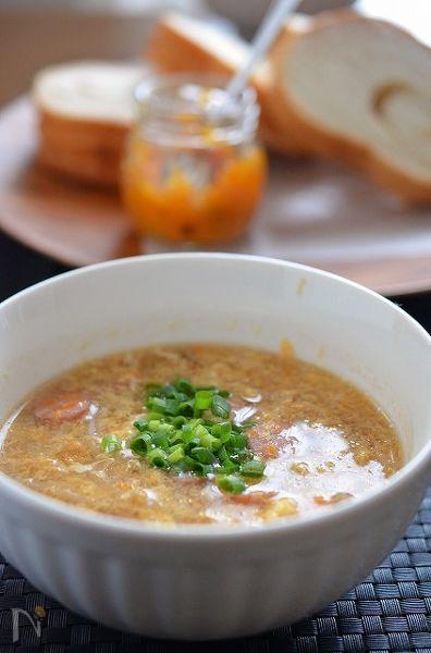 簡単&時短!野菜スープ