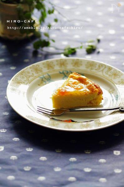 簡単!なんちゃってチーズケーキ☆
