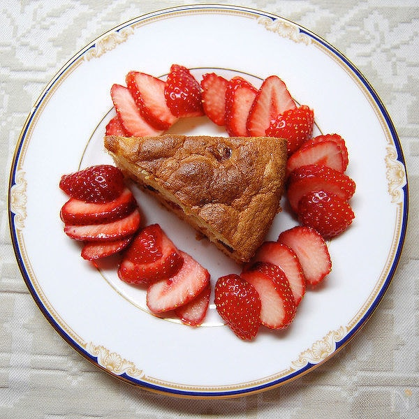 シトロン風味のキャロットケーキ