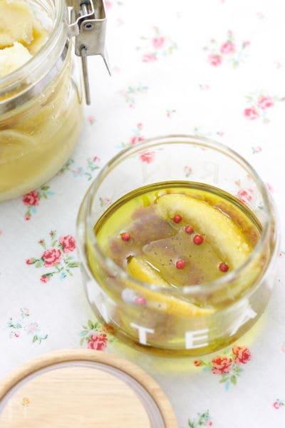 レモンソルト&アンチョビ香るオイル