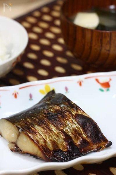 めちゃウマ♪「自家製*さわらの西京漬け」少しのお味噌で簡単!
