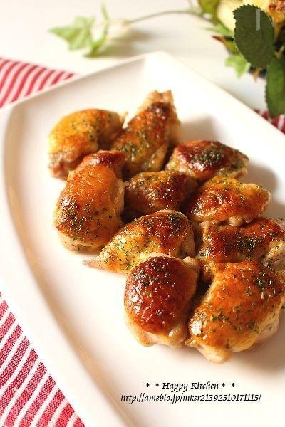 お弁当やおつまみに!トースター味噌マヨチキン
