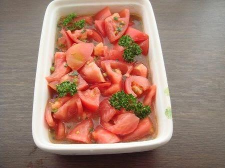 トマトのマリネのレシピ