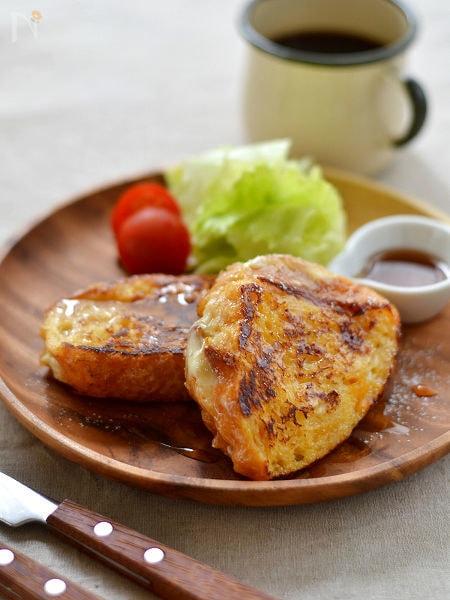 メープルフレンチトースト