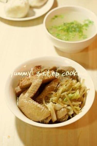 スパイシーおでん♪台湾屋台の味、滷味(ルーウェイ)