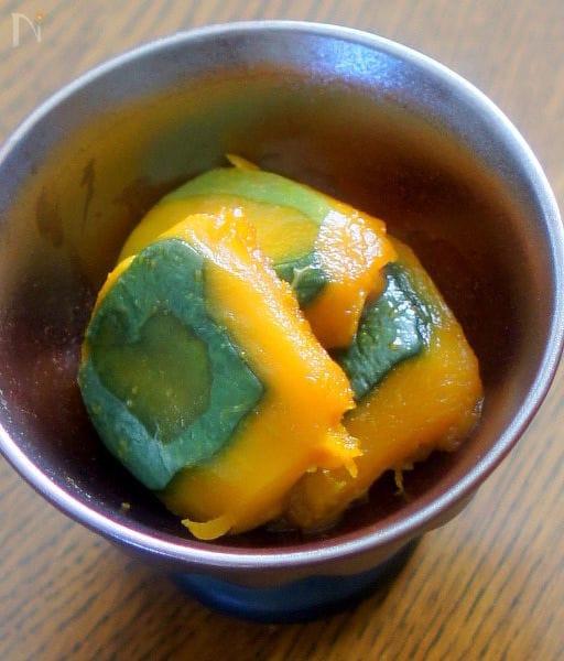宿儺(すくな)南瓜の煮物