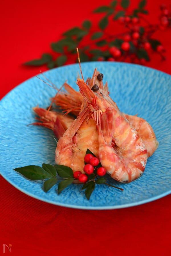 海老のうま煮【おせち】