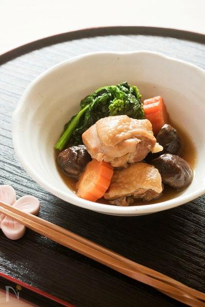 四季を感じる炊き合わせレシピ12選!季節の野菜別にご紹介します♪の画像
