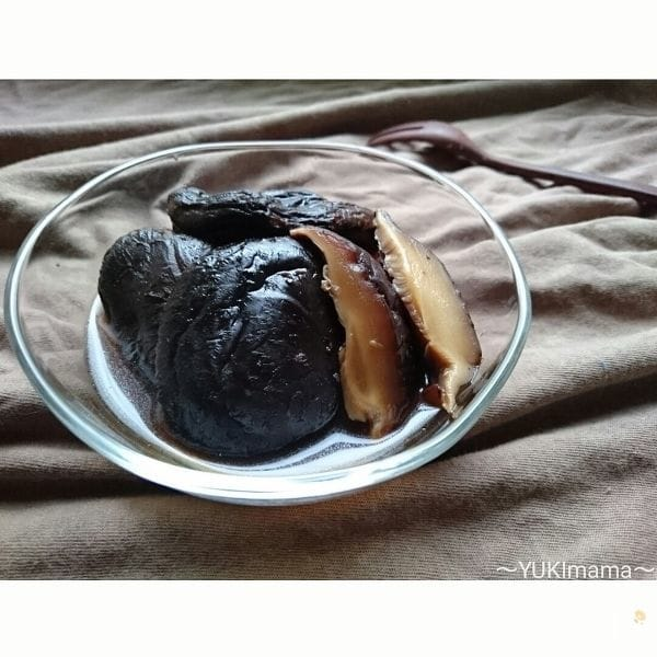 お弁当に〜干し椎茸のあま旨煮(作りおき常備菜)〜