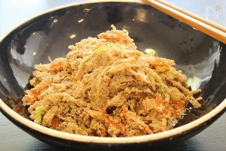 秋田の郷土料理 ほろほろ
