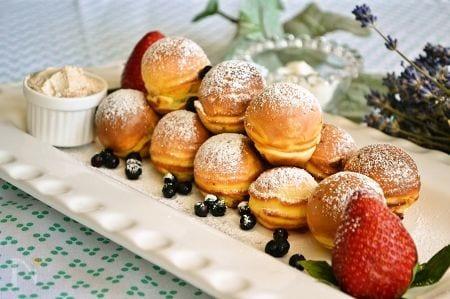 デンマークから来たキュートなコロコロパンケーキ by Little Darlingさん/Nadia