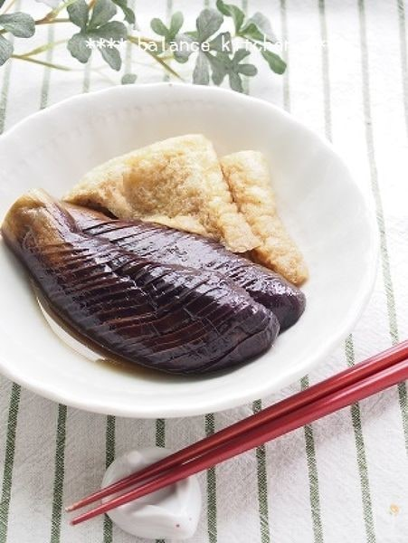なすの煮物