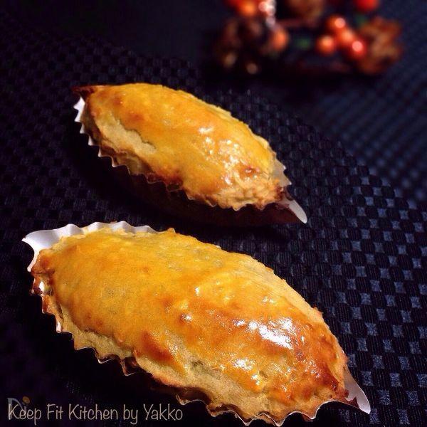 ココナッツオイルdeスイートポテト