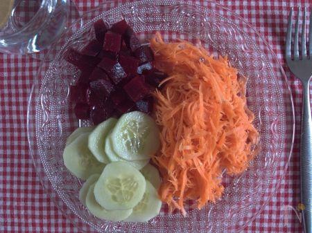 フランスの昔ながらの1皿「サラダ・クリュディテ」