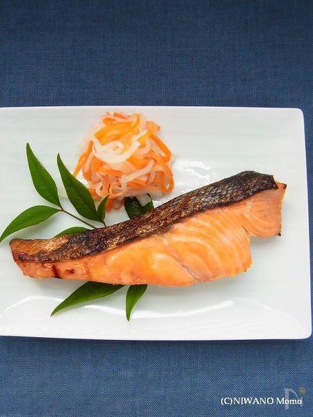 鮭の西京焼きもおすすめ