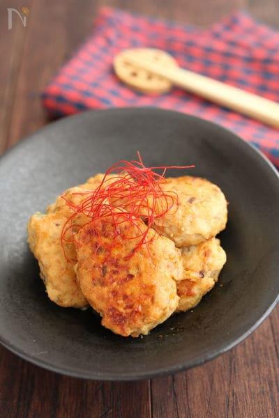 6. 甘辛醤油の鶏つくね