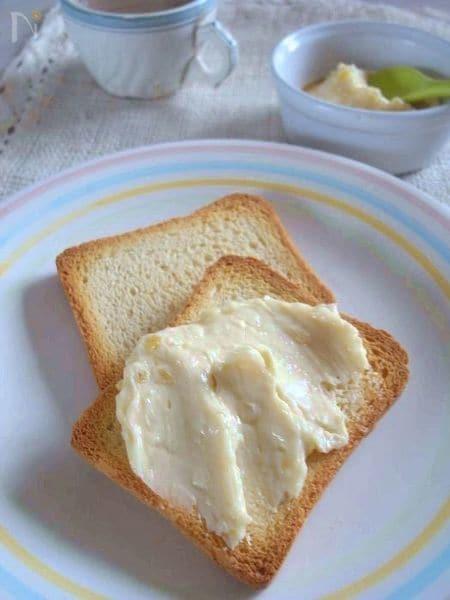 《レモンコンフィ》&クリームチーズのペースト