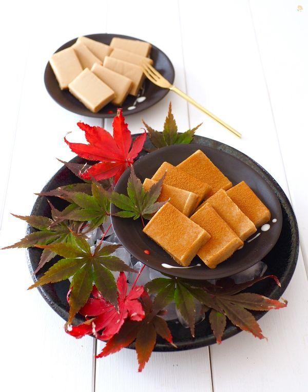 5.ほうじ茶生チョコ