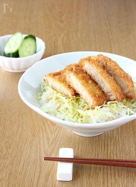 甘酢ダレのカツ丼