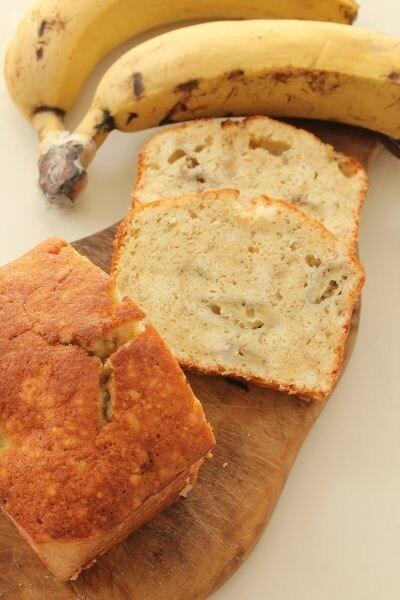 バナナココナッツブレッド