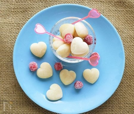 1. アーモンドミルクの米粉アイス