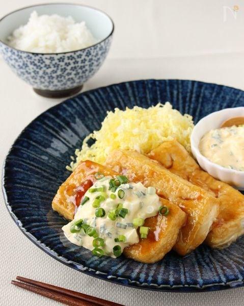 メインに副菜、デザートまで!人気豆腐料理レシピ22選 , macaroni