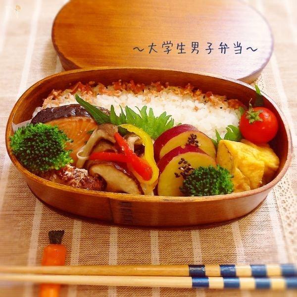 お弁当にもう一品! ~薩摩芋の蜂蜜柚子煮~