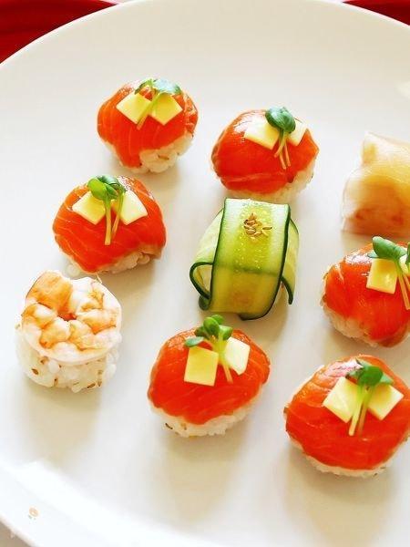 かんたん!手まり寿司☆