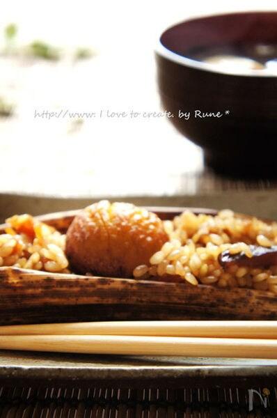 4.玄米中華ちまき