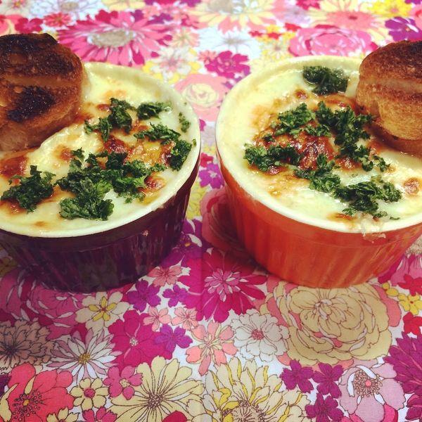 とろける玉ねぎの、オニオングラタンスープ