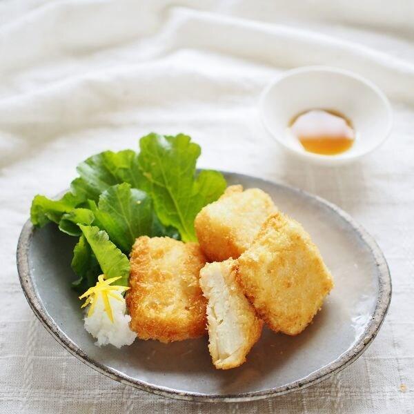 豆腐フライ