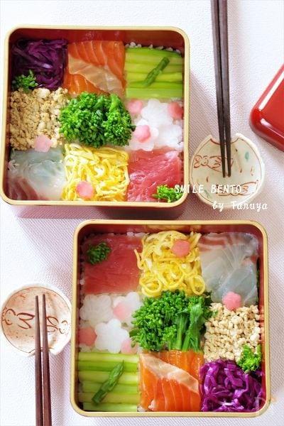 モザイク寿司~ひなまつりver.~