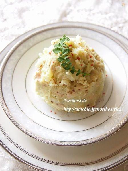 アボカドポテトサラダ