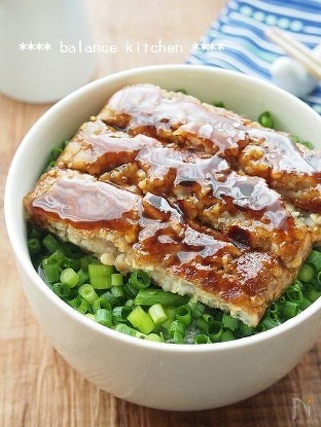 節約・簡単!うなぎの蒲焼もどき(豆腐・はんぺん・サバ缶)