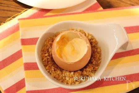 卵のショーフロア