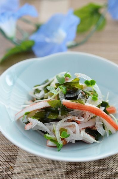 簡単!亜麻仁(アマニ)油ドレッシングで健康玉葱サラダ