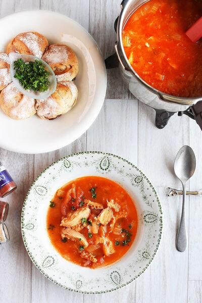 トリッパ 「圧力鍋で簡単バルレシピ」