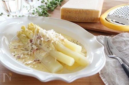 チーズ感がハンパないチーズクリームソース