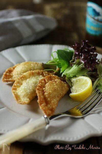 スリランカの揚げ餃子 PATIS(パティス)