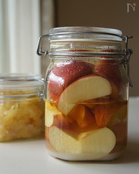 手作りりんご酢