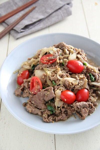 牛こま肉の絶品レシピ20選!調理別【炒・煮・汁】でご紹介します♪の画像
