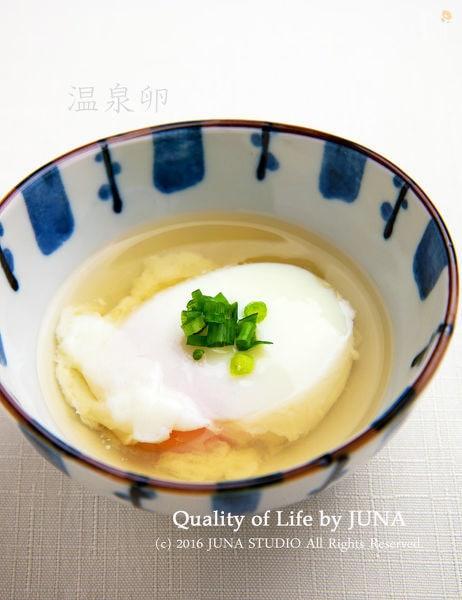 簡単☆温泉卵の作り方