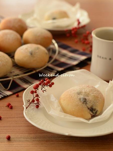 黒豆入り豆乳パン~HB使用~