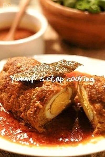 イタリアのおっきな肉団子、ポルペットーネ