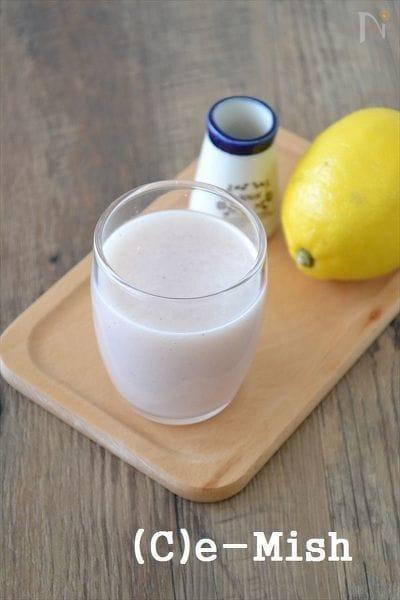 【ライスミルク】はちみつレモンライスミルク