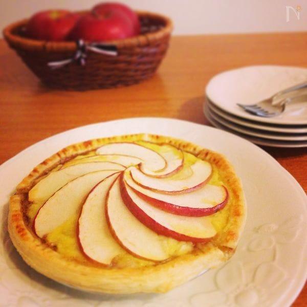 アップルポテトパイ