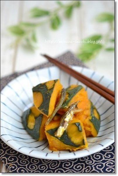 かぼちゃの田舎煮【作りおき】
